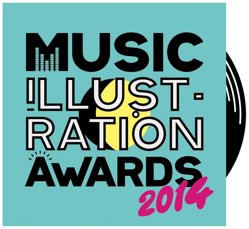 "KATA 2nd Anniversary ""MUSIC ILLUSTRATION AWARDS 2014″"
