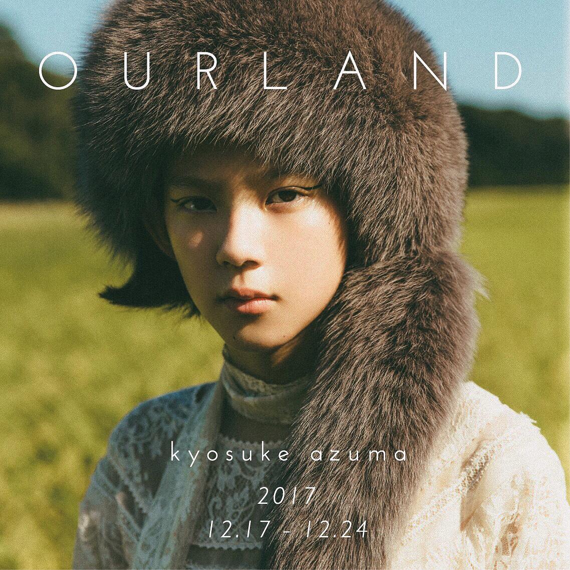 """Kyosuke Azuma photo exhibition """"OUR LAND"""""""