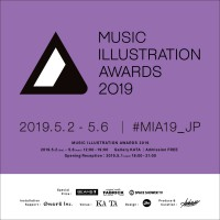 『MUSIC ILLUSTRATION AWARDS 2019』