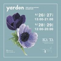 yarden 2020SS EXHIBITION